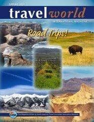 TravelWorld International Magazine: Road Trips! (Spring 2021 Issue)