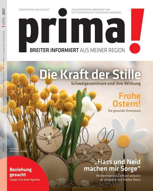 Prima Magazin - Ausgabe April 2021