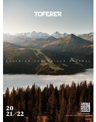 Toferer Katalog 2021-22