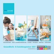 Gesundheits- & Sozialwegweiser 2021