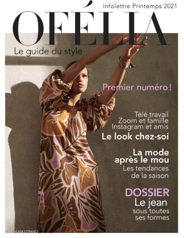 Ofélia magazine printemps