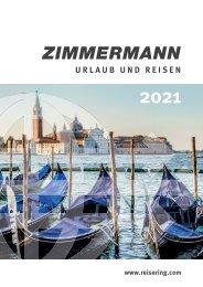 Zimmermann Sommer 2021
