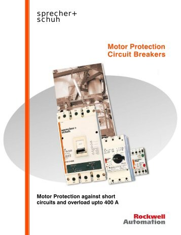 Motor Protection Circuit Breakers - Dhruva Automation & Controls.