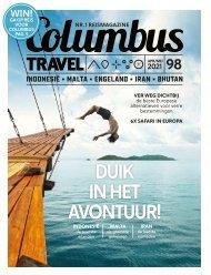 Inkijkexemplaar Columbus Magazine - editie 98