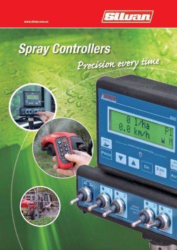 Spray Controllers - Silvan Australia