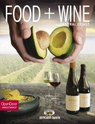 Food Wine Central Coast Directory 2021