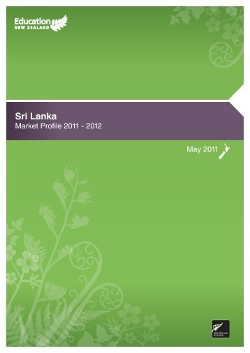 Sri Lanka - Education New Zealand