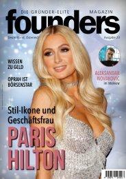 founders Magazin Ausgabe 23