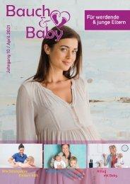 b&b - Das Magazin für werdende und junge Eltern
