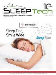 SleepTech March/April 2021