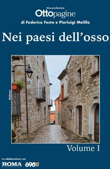 NEI PAESI DELL'OSSO volume 1