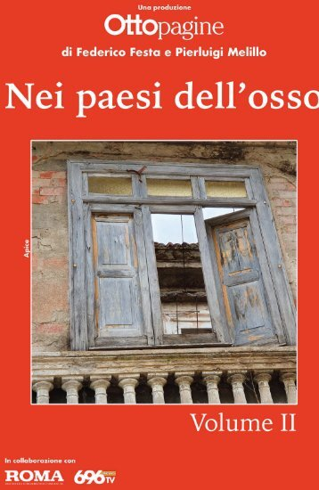 NEI PAESI DELL'OSSO volume 2