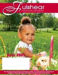 Fulshear April 2021