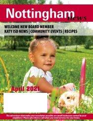 Nottingham April 2021