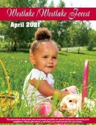 Westlake Forest April 2021