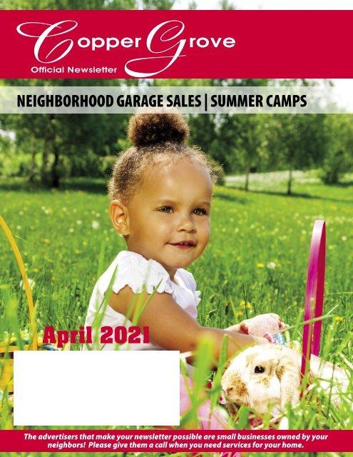 Copper Grove April 2021