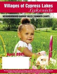 VCL Lakeside April 2021