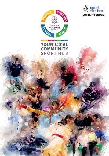 GWC Community Sport Hub Brochure