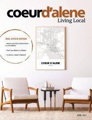 April 2021 Coeur d'Alene Living Local