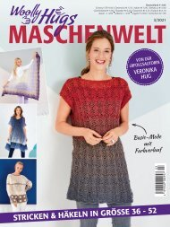 Wooly Hugs Maschenwelt Nr.: 3/2021