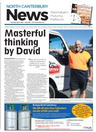 North Canterbury News: April 01, 2021