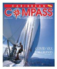 Caribbean Compass Yachting Magazine - April 2021