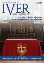 Iver Parish Magazine - April 2021