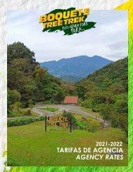TARIFAS HOTEL AV TREE TREK 2021-2022