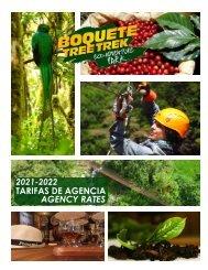 TARIFA TOURS AV TREE TREK 2021 - 2022