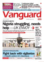 01042021 - Nigeria struggling, needs help —UK ENVOY