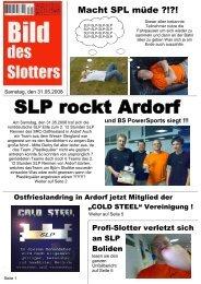SLP rockt Ardorf - SRC-Ostfriesland