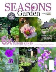 Seasons Garden - inkijkexemplaar