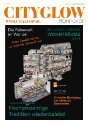 Cityglow Hannover April 2021