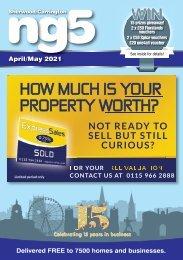NG5 Sherwood April/May 2021