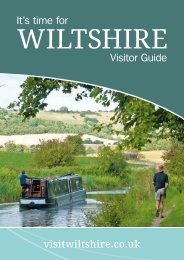 Time for Wiltshire Visitor Guide 2021