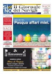 Giornale dei Navigli n. 13 - 2 aprile 2021