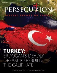 April 2021 Persecution Magazine