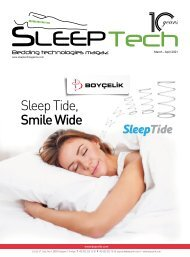 SleepTech March/April 2021