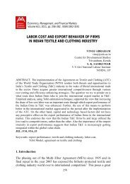 Labour Cost and Export Behaviour of Firms .pdf - VV Giri National ...