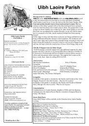 newsletter 02 - 4th April, 2021