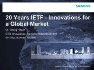 Siemens Networks