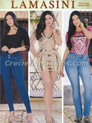 #729 Adriana jeans primavera verano 2021, Adriana jeans, Adriana jeans price, Catalogo Adriana Lamasini jeans