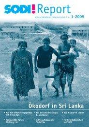 Ökodorf in Sri Lanka - Sodi