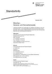 Standortinfo - Referat für Arbeit und Wirtschaft