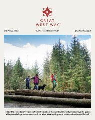 Great West Way® Travel Magazine | 2021