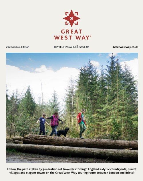 Great West Way® Travel Magazine   2021