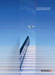 SR TECHNICS HOLDING ANNUAL REPORT 2005