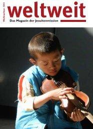 Die Geigenkinder vom Himalaya - Jesuitenmission