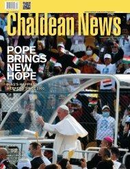 Chaldean News – April 2021