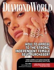 Diamond World (DW) January- February 2021